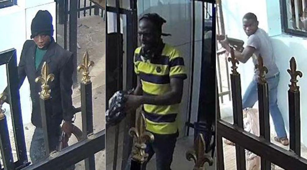 Offa Bank Robbery: Police release photos of gang leaders, declare them wanted