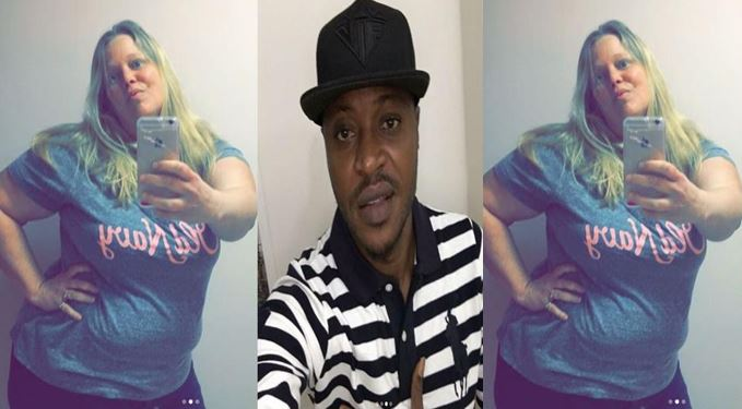 White lady calls out Nigerian man after allegedly being scammed