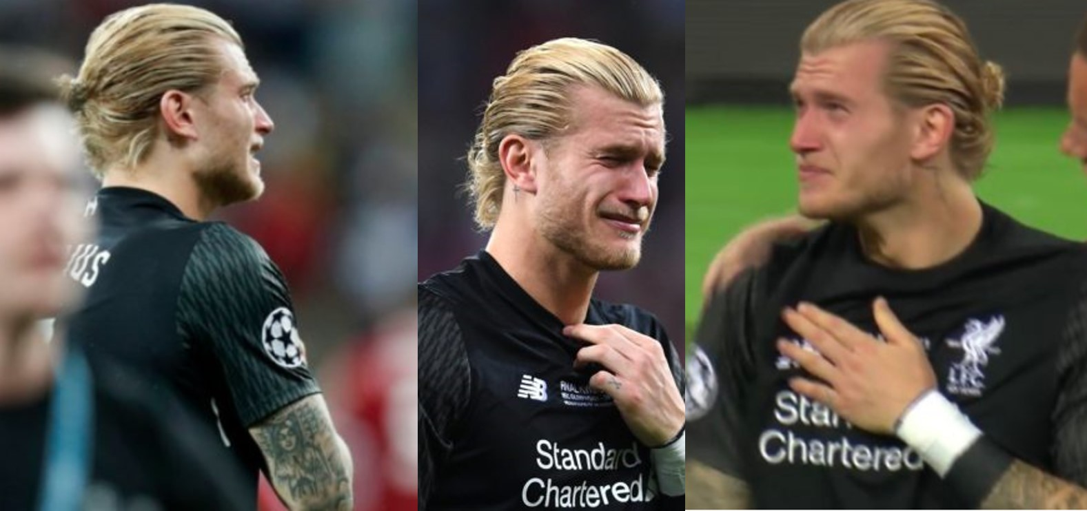 Loris Karius gives tearful apology to Liverpool fans (photos/video)