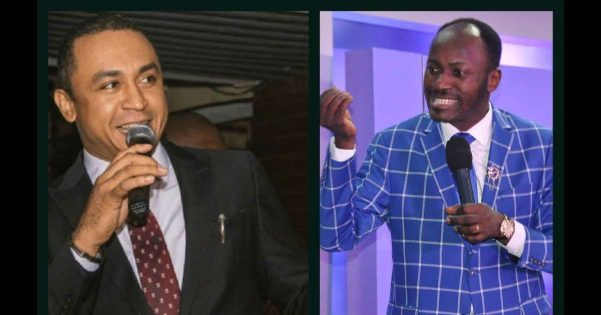 """""""I have never watched a video against Freeze because I still want to love him"""" – Apostle Johnson Suleman reveals (Details)"""