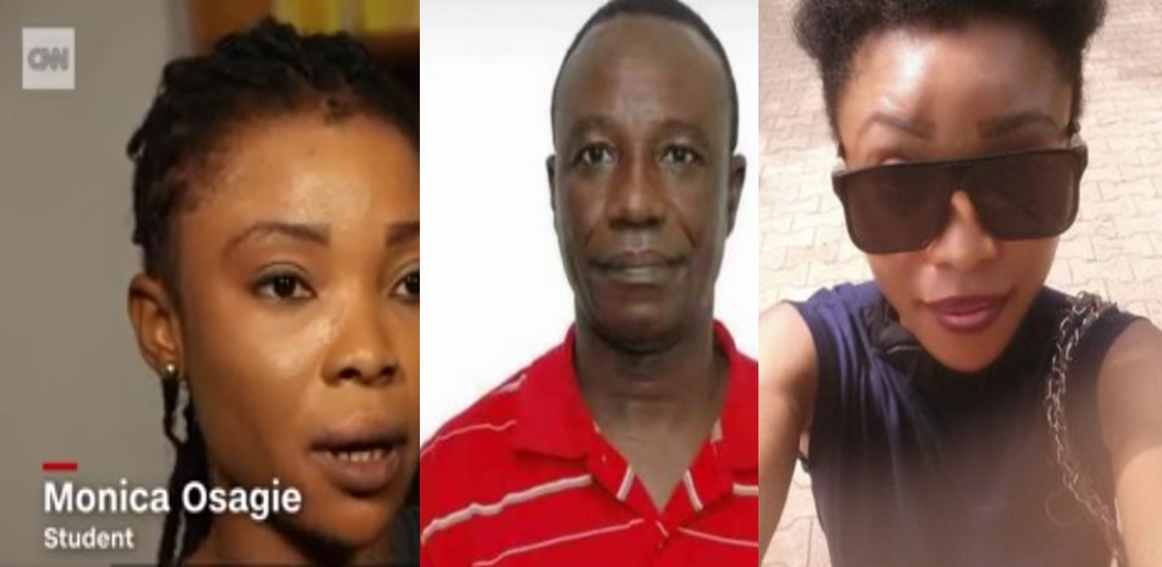 Image result for Sex for marks scandal: OAU female student who exposed lecturer on tape speaks to CNN.