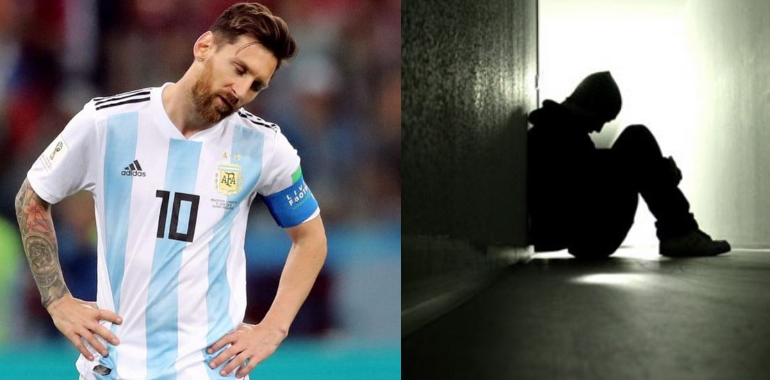 SAD! – Heartbroken Messi Fan Goes Missing, Suicide Note Found