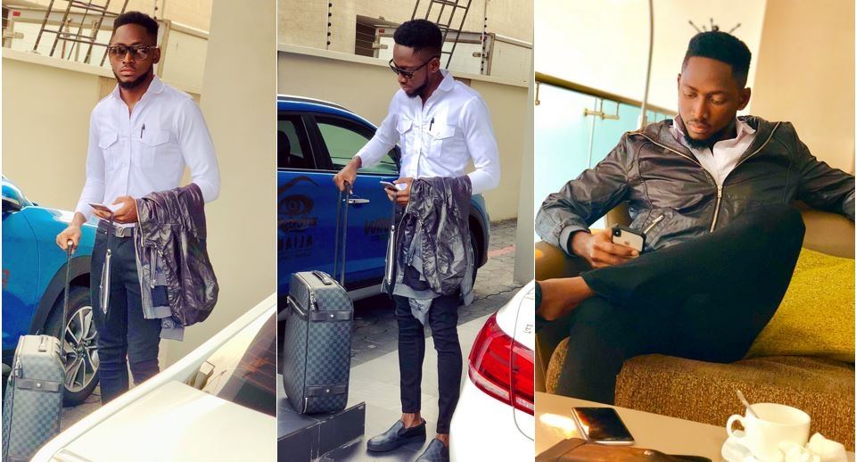 Miracle looks cute in new photos, flaunts his SUV