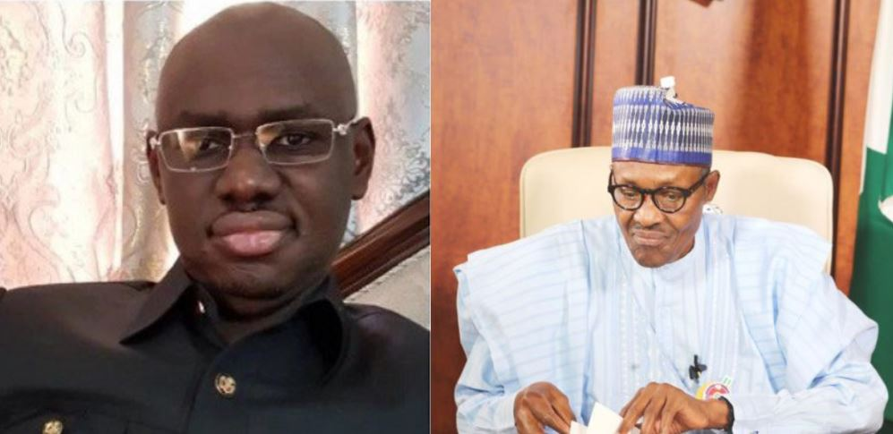 Outgoing APC Deputy National Publicity Secretary, Timi Frank writes open letter to President Buhari