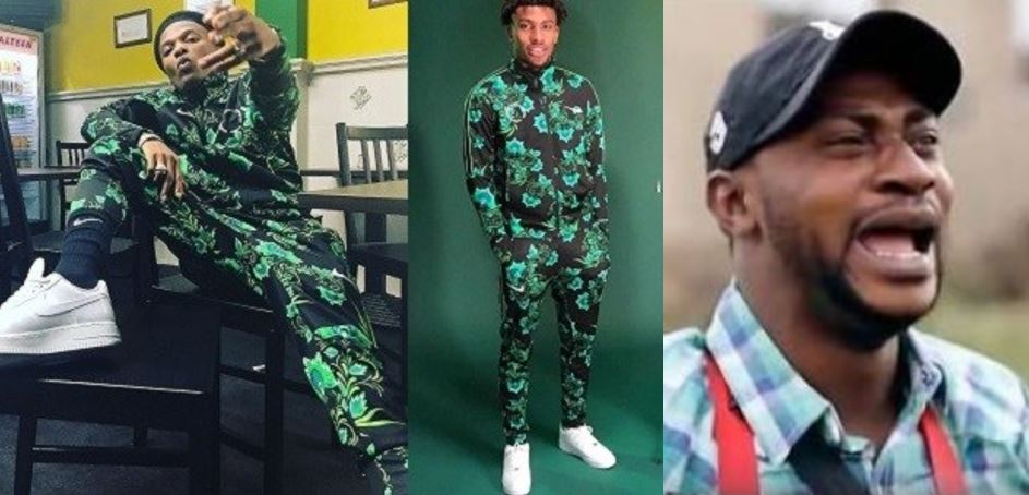 Super Eagles World Cup 2018 Tracksuit costs N72,000 – Fans react