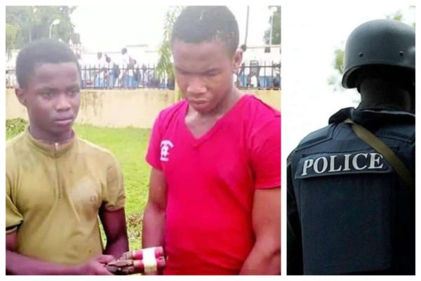 We resorted to robbery to raise our WAEC fees – Secondary school students