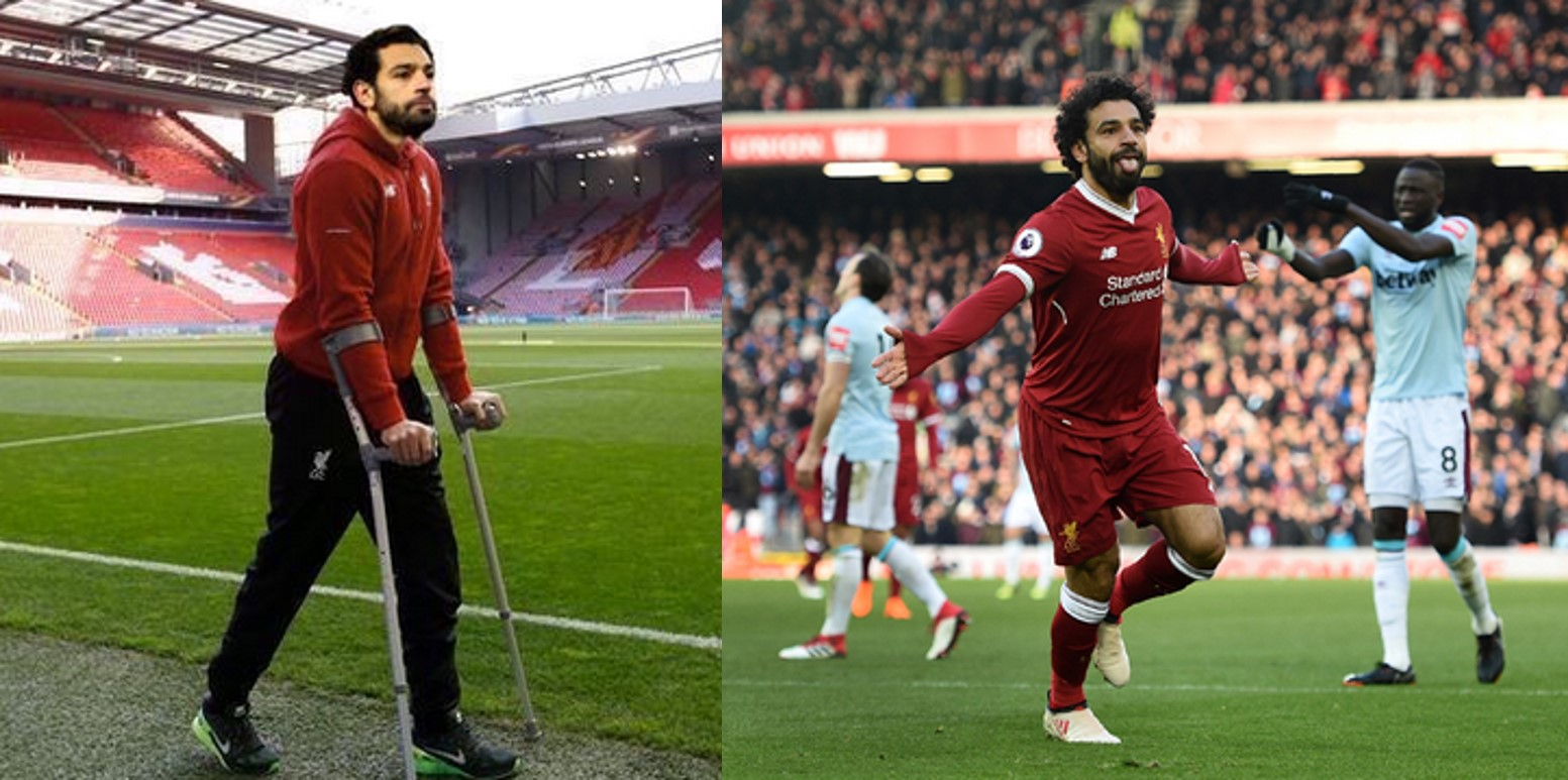 I am fit and ready for the World Cup – Mohammed Salah