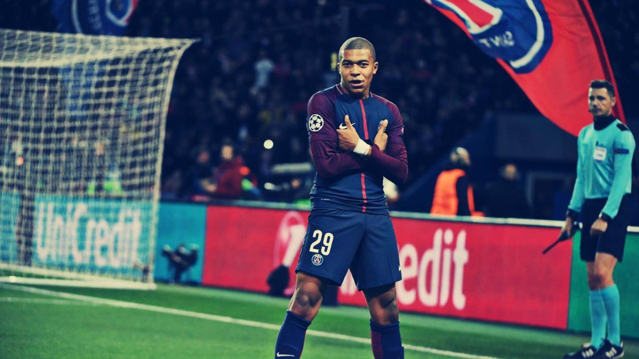 19 years old Kylian Mbappé, to donate his entire 2018 FIFA World Cup™ match salary to charity