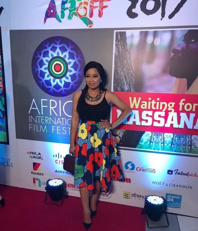 30 stunning pictures of Linda Ejiofor