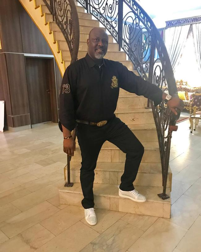 25 swagalicious pictures of Dino Melaye