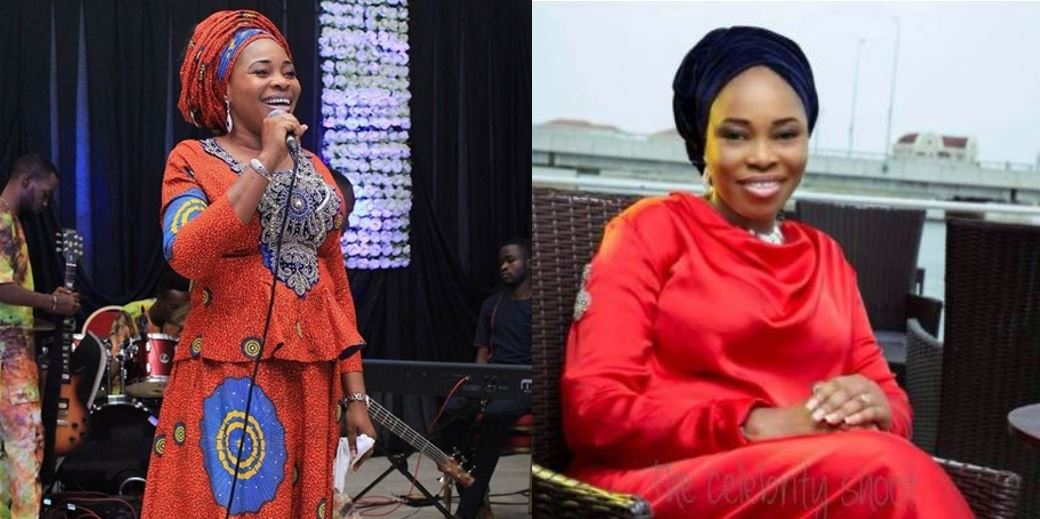 Tope Alabi cries out as fraudsters are using her name to scam people