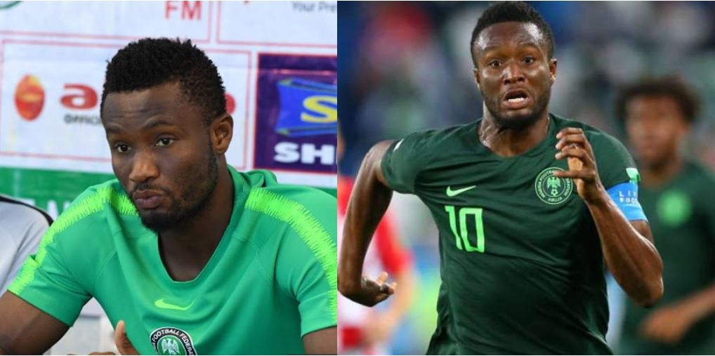 Super Eagle's midfielder, Mikel Obi, reveals his father was kidnapped just before the Argentina World Cup clash