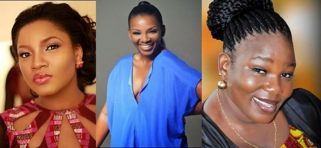 9 Nigerian Female Celebrities Who Had Their First Babies As Teenagers –  (Their Kids and Photos)