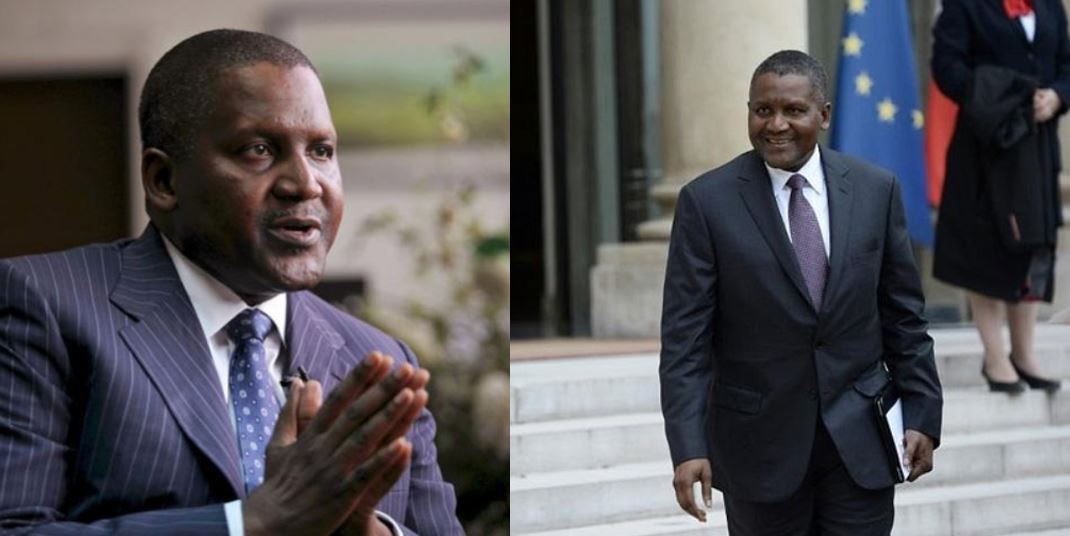 'I Need A Wife, I Am Not Getting Any Younger At 61' – Aliko Dangote Says