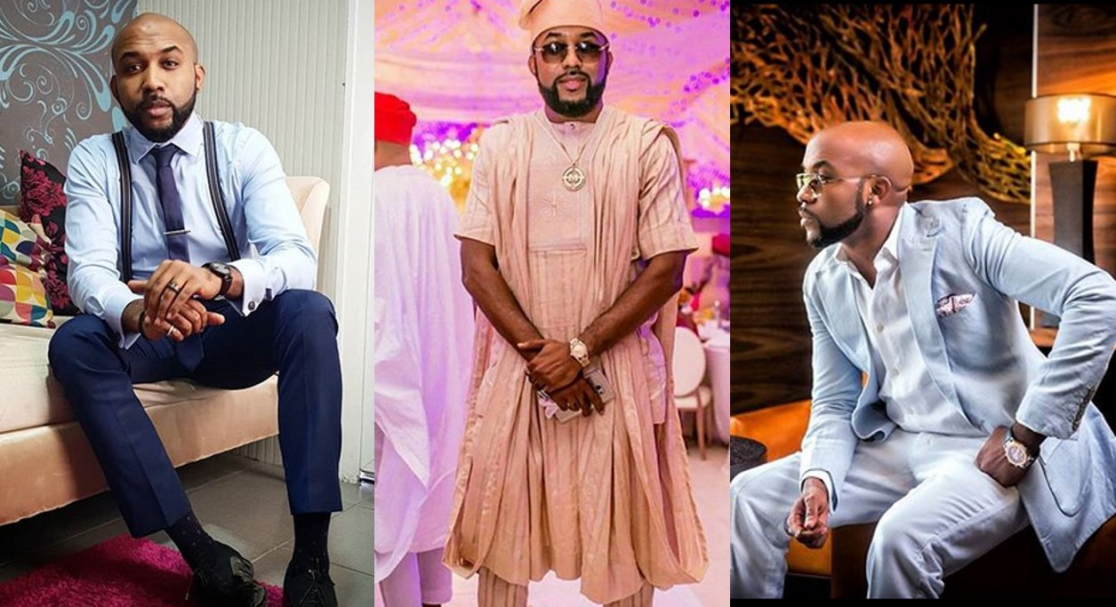 20 classy pictures of Banky W, brief biography