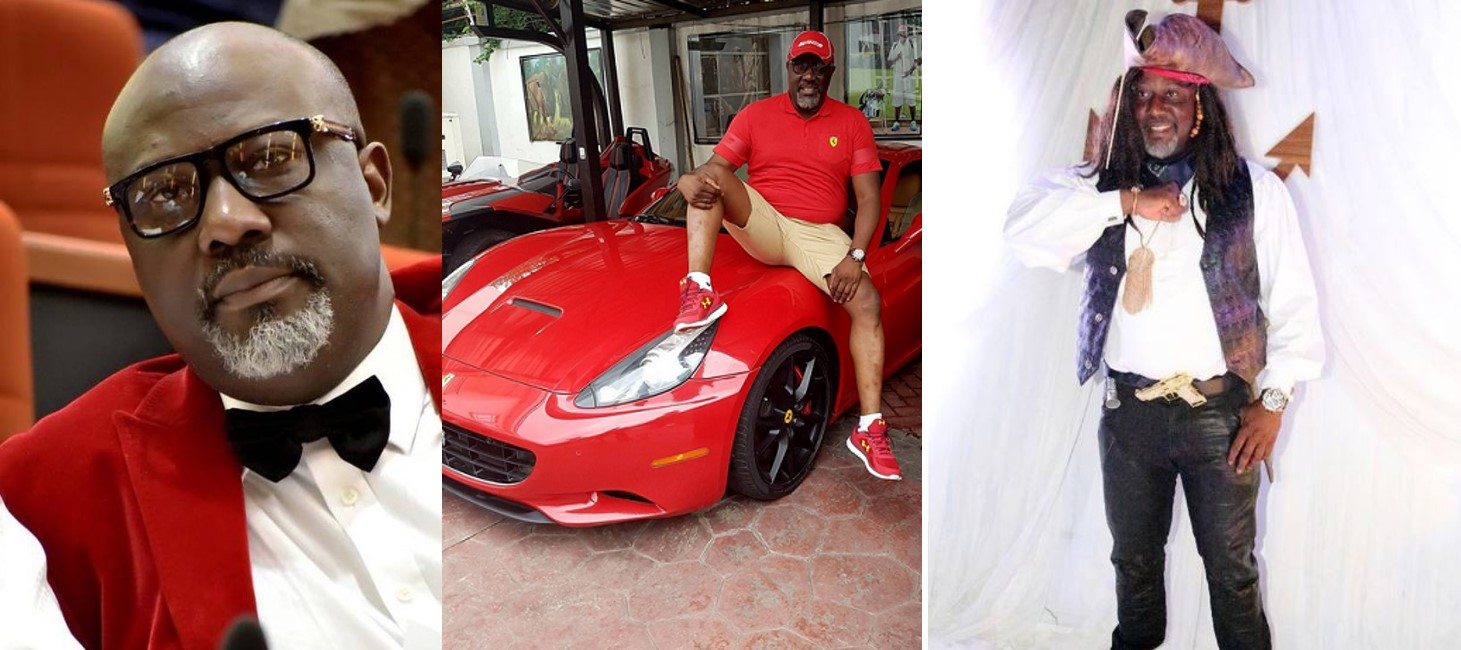 Some swagalicious pictures of Dino Melaye, brief biography