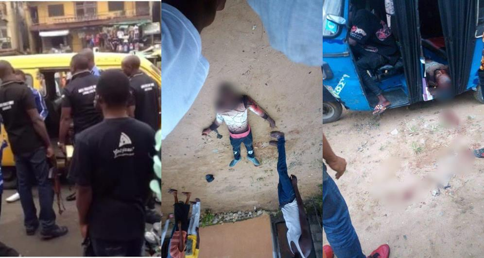 SARS operatives allegedly kill man for smoking weed in Port Harcourt