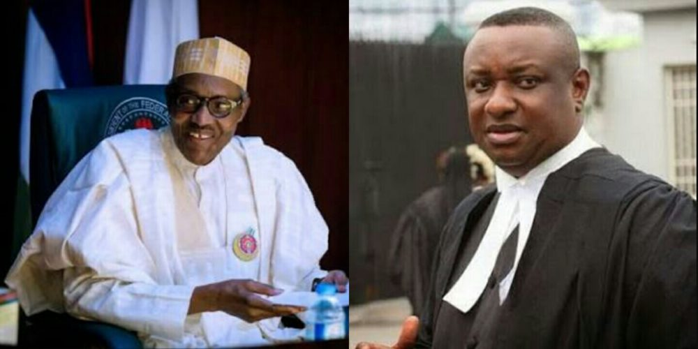 Why President Buhari was absent at 2019 #PresidentialDebate – Festus Keyamo explains, Blasts Atiku