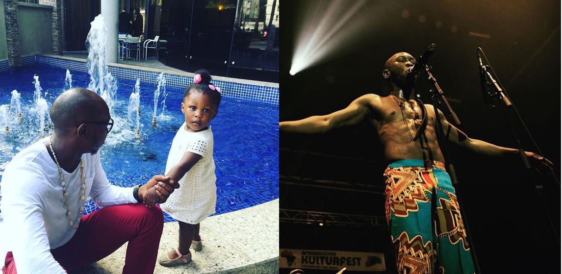 I will never buy expensive clothes for my kids again – Seun Kuti laments on social media