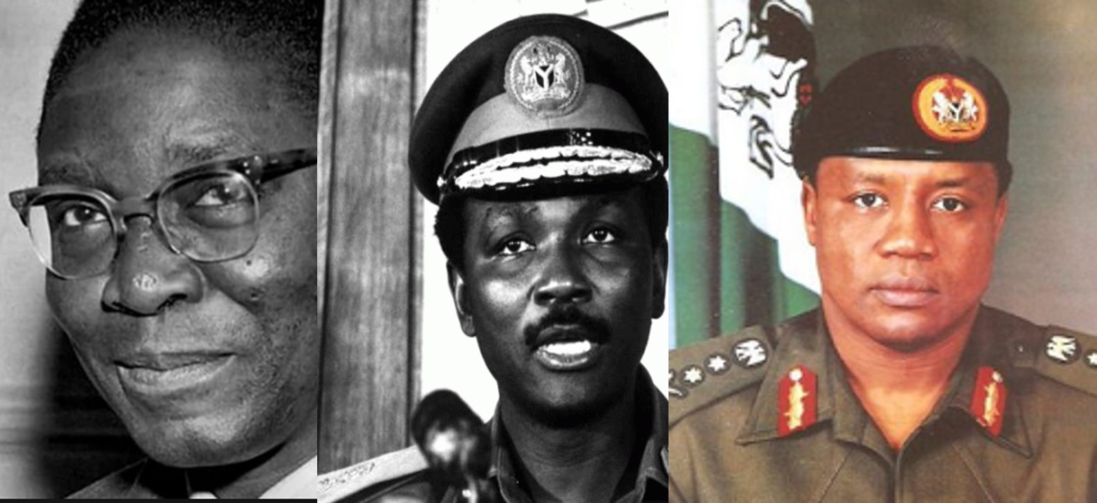 5 most handsome presidents Nigeria has had since independence