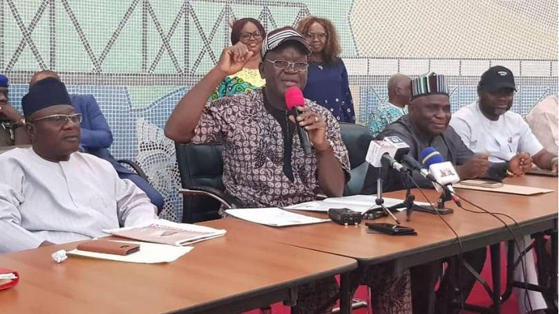 Ortom makes another shocking revelation on his exit from APC, Benue crisis (Full Text)