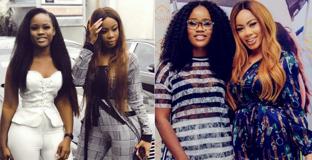 'We Saw The Realness In Each Other' — Nina Talks About Her Friendship With Cee-C, Shades Miracle