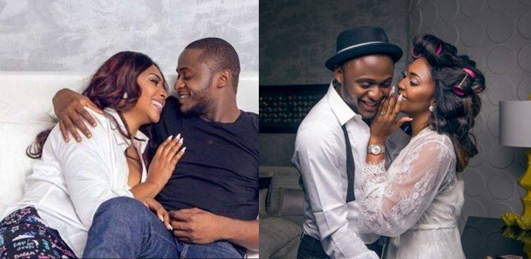 Ubi Franklin calls out his ex-wife, Lilian Esoro, on social media for buying fake designers