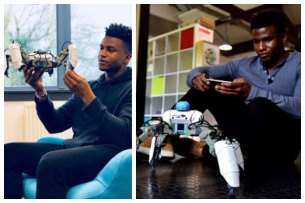 Nigeria's Silas Adekunle becomes the world's highest paid robotics engineer: biography