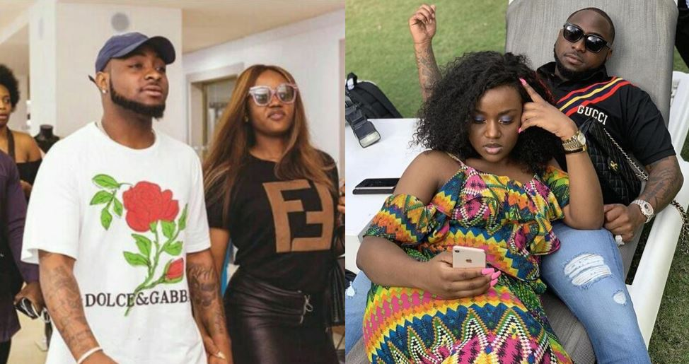 Revealed: Why Chioma broke up with Davido