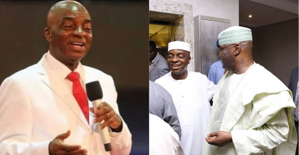 """I have never taken any dime from any political candidate"" – Bishop Oyedepo says"