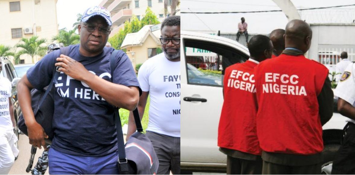 Former Ekiti Governor, Ayodele Fayose Speaks On His EFCC Ordeal