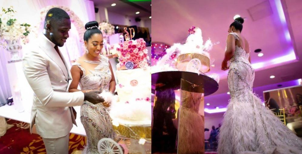 Chris Oyakhilome's Daughter, Sharon Oyakhilome, Holds Second Wedding For Mother (Photos)