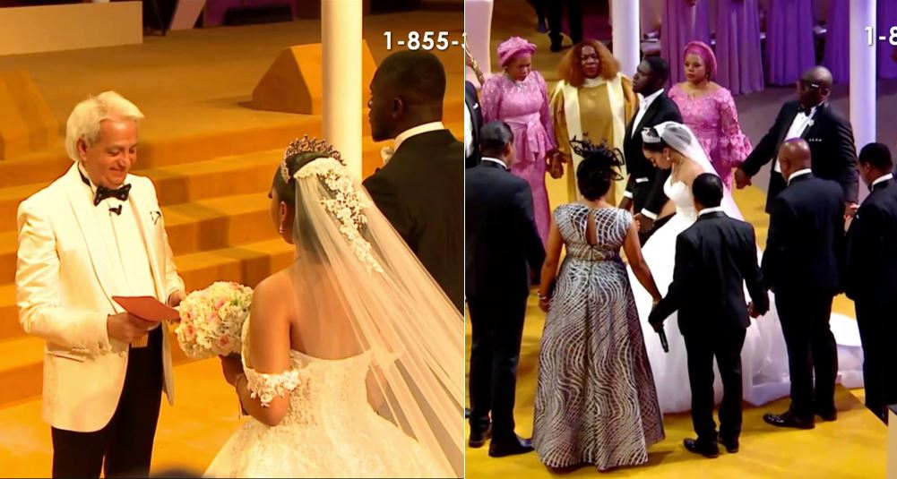 50 High Quality Photos From The White Wedding Of Pastor Chris Oyakhilome's Daughter, Sharon Oyakhilome (Photo/Video)