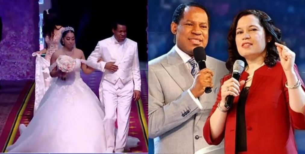 Reasons Pastor Chris Oyakhilome's Ex-wife, Anita, Was Absent At Daughter's Wedding