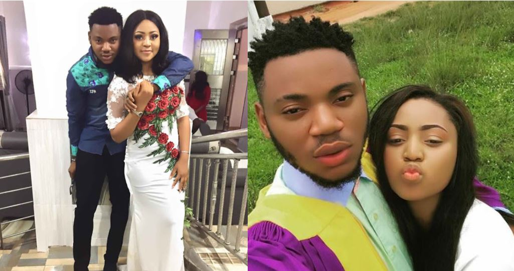Regina Daniels' Lover, Somadina Shares Love-up Video to Celebrate Her On Her Birthday (Photos/Video)