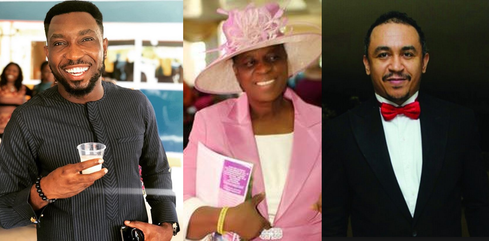 Singer Timi Dakolo, slams critics in defence of Pastor Adeboye's wife