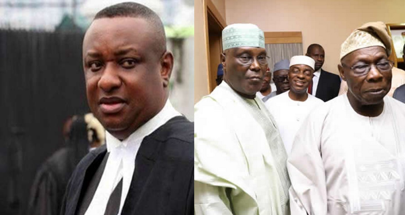 """""""Obasanjo has lost credibility to endorse anyone"""" – Festus Keyamo blasts OBJ, calls out men of God for taking side with Atiku in a long piece"""