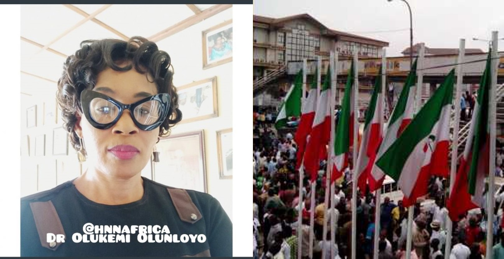 'Remember your daughters, PDP politicians are transporting UNIPORT girls to hotels' – Kemi Olunloyo