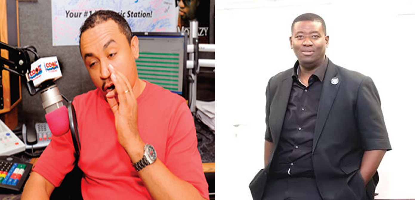 'I will come after you and yours' – Leke Adeboye warns Daddy Freeze for insulting his mum (Chat screenshot)
