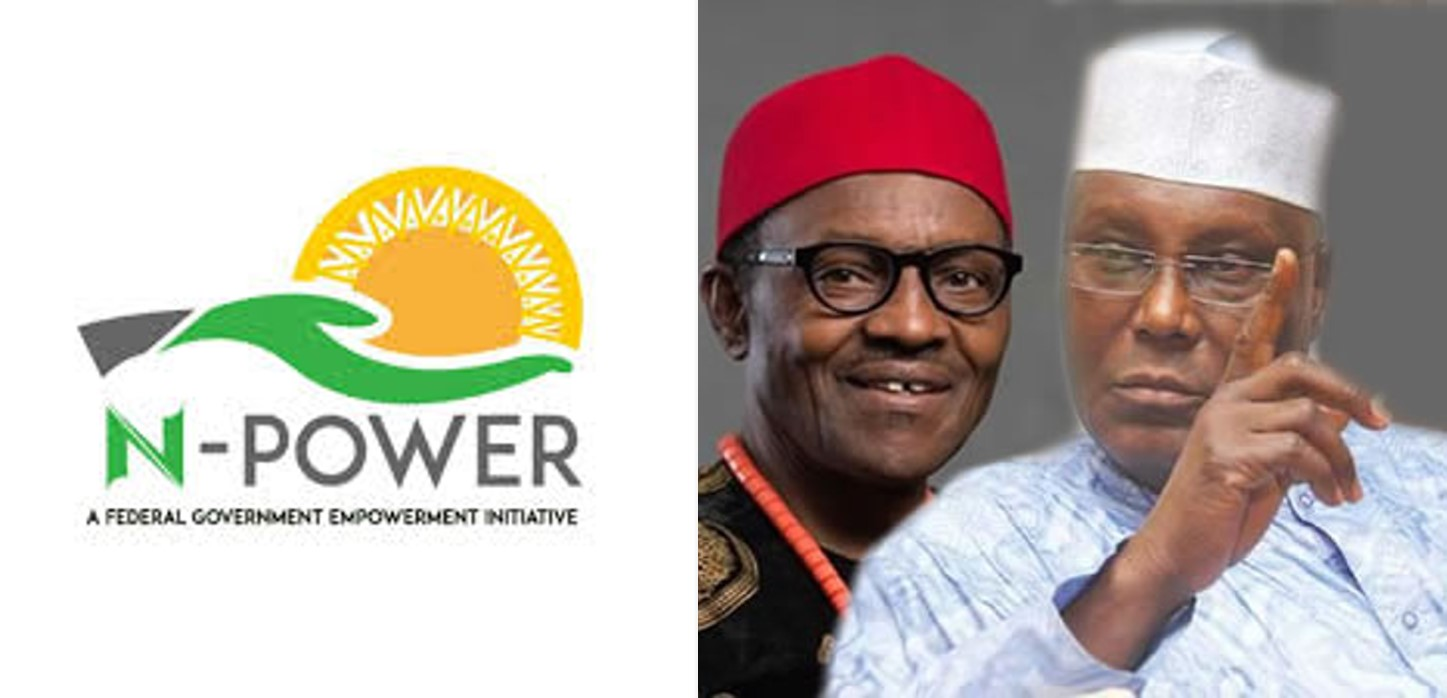 Npower Beneficiaries Blast Atiku And His Media Team For Trying To Discredit The Scheme (Screenshots)