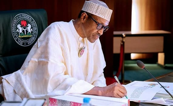 I may be 'Baba go slow' but I don't loot- President Buhari replies critics