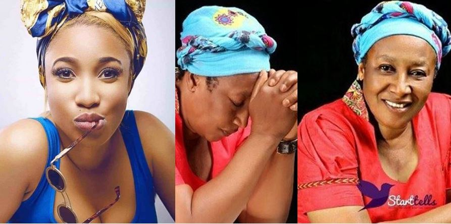 Tonto Dikeh counters Patience Ozokwor's view on Repentance and Wardrobe change