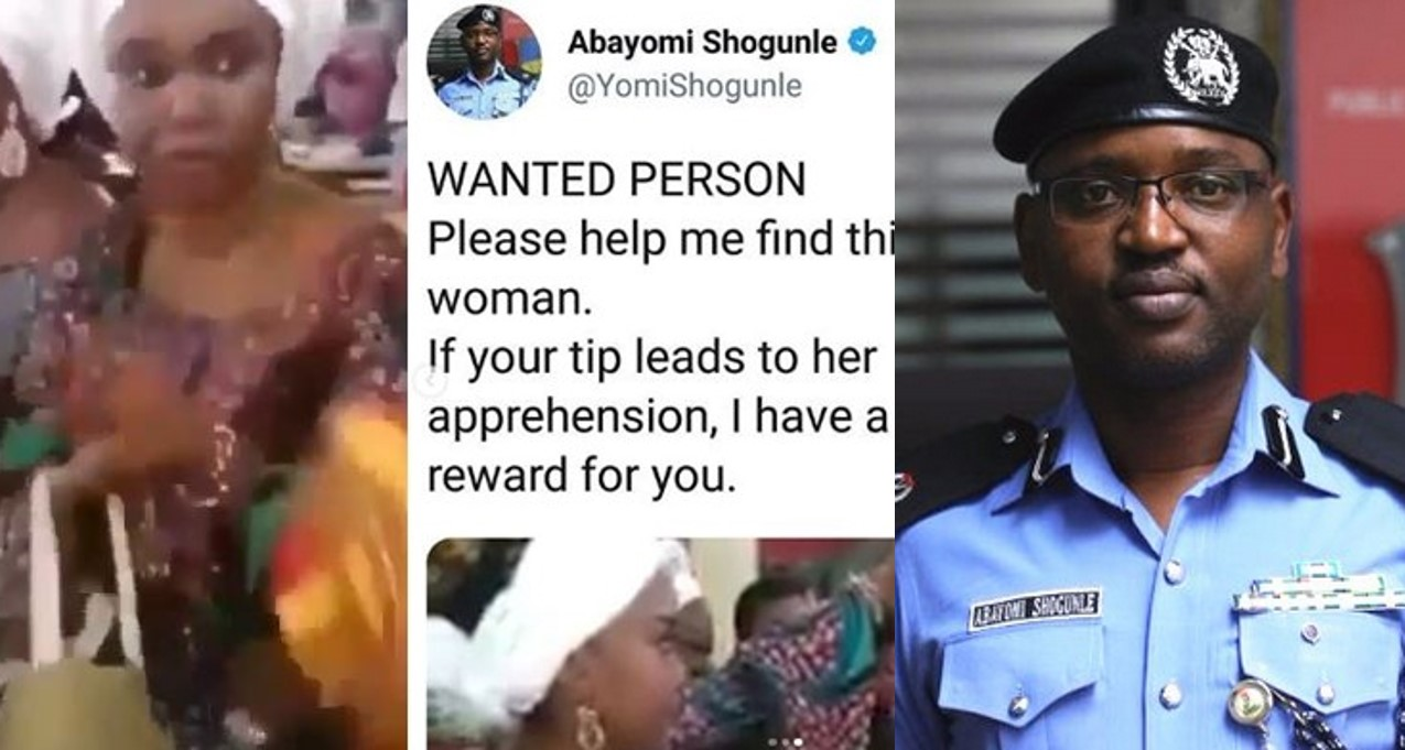 Nigerian Woman who was declared wanted by ACP Yomi Shogunle for 'stealing' water & other irrelevant items explains what really happened and heavily hits out on Shogunle