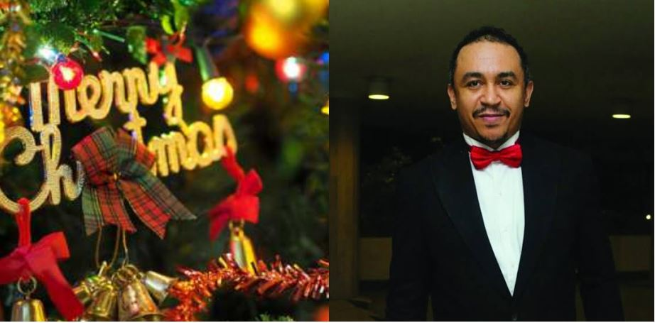 Christmas Is A Celebration For Pagans – Daddy Freeze Says, Quotes Bible Verses To Backup Claims