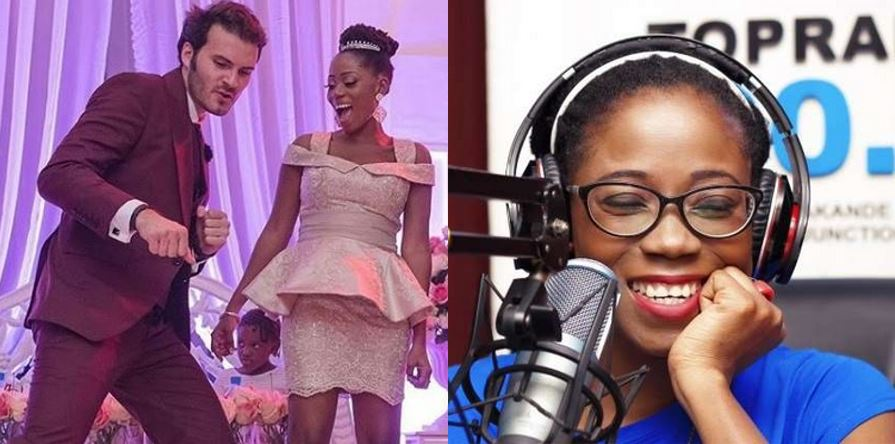 Tosyn Bucknor's French Husband, Aurelien Boyer writes a very touching tribute to her