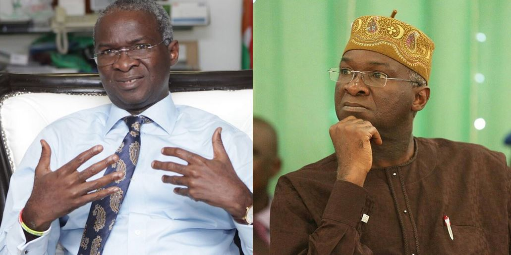 I never said power can be fixed in six months – Fashola