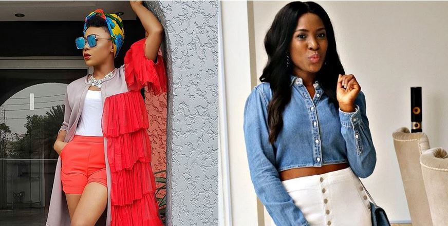 BBNAija star, Ifu Ennada reacts to Linda Ikeji getting dumped by Sholaye Jeremi