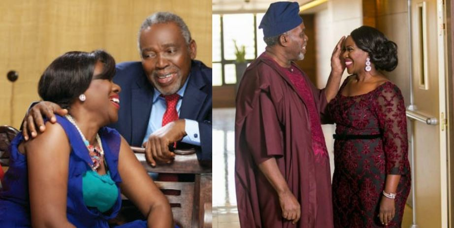 How I Almost Ended My Marriage With Olu Jacobs Several Times — Joke Silva Talks About Her Marriage Life