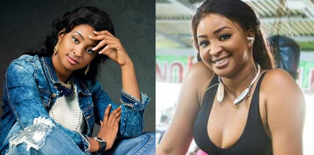 'If anything happens to me hold my ex-husband responsible' – Actress Etinosa Idemudia cries out as she reveals lots of secrets about him