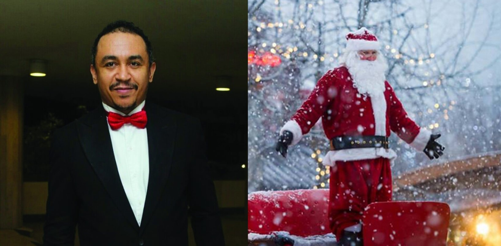 """Christmas has nothing to do with God or Christ"" – Daddy Freeze explains"